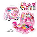 זול אביזרים למטבח-משחקי דמויות פלסטיק רך ילדים תינוק כל צעצועים מתנות 19 pcs