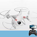 ราคาถูก โดรนควบคุมระยะไกลและ Multi-Rotors-RC Drone LiDiRC L15FW RTF 4CH 6 แกน 2.4กรัม With HD Camera 2.0MP 720P RC Quadcopter 1 คีย์สำหรับรีเทิร์น / โหมดไร้หัว / 360 องศาเที่ยวบินพลิก RC Quadcopter / Remote Controller / กล้องถ่ายรูป