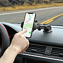 cheap Phone Mounts & Holders-Car Mount Stand Holder Suction Cup Mobile Phone Navigation Bracket Multi-function Long Rod Telescopic Instrument Panel Bracket For 4.7-6.5 Inch Smart Phone