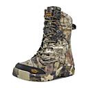 זול הנעלה ואביזרים-בגדי ריקוד גברים נעלי טיולי הרים נעלי טיולים עמיד למים עמיד נושם מוגן מגשם צעידה סתיו אביב אפור + ירוק / נגד החלקה