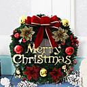 olcso Karácsonyi dekoráció-Ünnepi Dekoráció Karácsonyi dekoráció Karácsonyi díszek Dekoratív Zöld 3db