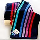 billige Vaskehåndklæ-Overlegen kvalitet Vaskehåndklæ, Stripet Ren bomull Baderom 1 pcs
