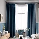 ราคาถูก ผ้าม่าน-ความเป็นส่วนตัว สองช่อง ม่าน ห้องนอน   Curtains