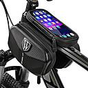 billige Stativer og holdere-Wheel up Vesker til sykkelramme 6 tommers Vanntett Sykling til Sykling Svart Fjellsykkel Vei Sykkel Utendørs Trening