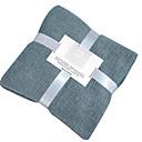 זול שמיכות וכיסויי מיטה-נוֹחַ - 1 יחידה שמיכה קיץ & אביב כותנה אחיד