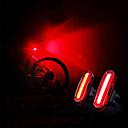 billiga Kragar, selar och koppel-LED Cykellyktor Baklykta till cykel säkerhetslampor Bergscykling Cykel Cykelsport Vattentät Bärbar USB Varning USB 120 lm Laddningsbart USB Camping / Vandring / Grottkrypning Cykling - WEST BIKING®
