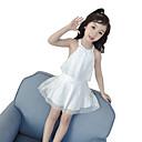 Χαμηλού Κόστους Παιδικά Slipper-Κοριτσίστικα Φορέματα Κολύμβησης Μαγιό Αναπνέει Γρήγορο Στέγνωμα Αμάνικο Κολύμβηση Σέρφινγκ Θαλάσσια Σπορ Μονόχρωμο Φθινόπωρο Άνοιξη Καλοκαίρι / Μικροελαστικό / Παιδικά