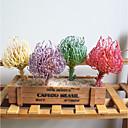 olcso Mesterséges növények-Művirágok 1 Ág Klasszikus Stílusos Rusztikus Stílus Succulent növények Asztali virág