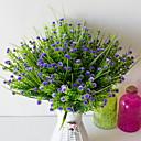 olcso Mesterséges növények-Művirágok 1 Ág Klasszikus Modern Gyöngyvirág Asztali virág
