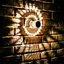 Χαμηλού Κόστους Απλίκες Τοίχου-Δημιουργικό Σύγχρονη Σύγχρονη Λαμπτήρες τοίχου Εσωτερικό αλουμίνιο Wall Light 220-240 V 3 W