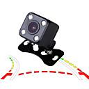 Χαμηλού Κόστους Κάμερα Οπισθοπορείας Αυτοκινήτου-ziqiao δυναμική τροχιά τροχιά νυχτερινή όραση cdd hd χρώμα αδιάβροχο αυτοκίνητο οπίσθια προβολή κάμερα στάθμευσης ip68 αντίστροφη εφεδρική φωτογραφική μηχανή
