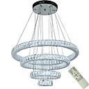 billige Ekspansjonskort-moderne krystall lysekroner lys led lysekrone takbelysning innendørs anheng lys hjem hengende lamper inventar 110-120v / 220-240v