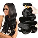 זול תוספות משיער אנושי-6 צרורות שיער ברזיאלי Body Wave 100% רמי שיער לארוג חבילות טווה שיער אדם שיער Bundle פתרון חפיסה אחת 8-28 אִינְטשׁ צבע טבעי שוזרת שיער אנושי ללא ריח נשים עבה תוספות שיער אדם