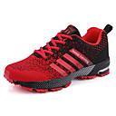 ราคาถูก รองเท้ากีฬาสำหรับสตรี-สำหรับผู้หญิง รองเท้ากีฬา ส้นแบน Tissage Volant Sporty / ไม่เป็นทางการ สำหรับวิ่ง ฤดูใบไม้ผลิ & ฤดูใบไม้ร่วง / ฤดูร้อน สีดำและสีขาว / สีดำ / สีแดง / สีดำ / สีเขียว