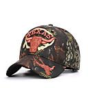 זול קסדות ומסכות-כל העונות לבן אודם חאקי כובע בייסבול פרחוני כותנה אקריליק עבודה בסיסי יוניסקס