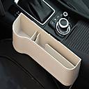זול שמיכות וכיסויים-רב תכליתי עור אחסון תיבת המושב בצד המושב