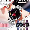 זול חכמים wristbands-st02 חכם לצפות נשים אופנה הלב קצב לפקח smartwatch הגברת צמיד כושר pedometer יפה ללבוש נוח