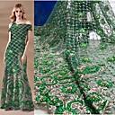 זול מלאכה ותפירה-תחרה אפריקאית סגנון עממי תבנית 120-135 cm רוחב בד ל אירועים מיוחדים נמכר דרך 5 יארד