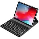 billiga Keyboards-ipad pro 11 bluetooth tangentbord med magnetiskt smart case pu täcker trifold stativ