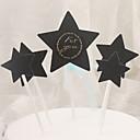 billige LED-stringlys-5pcs 120g / m3 Polyester strik stretch Kreativ Til Kake Dessert dekoratører Bakeware verktøy