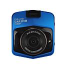 billige Bil-DVR-1080p Full HD / HD / med bakkamera Bil DVR 170 grader Bred vinkel CMOS 2.4 tommers LCD Dash Cam med G-Sensor / ADAS / Innebygd Mikrofon Bilopptaker
