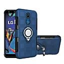 baratos Outro caso de telefone-Capinha Para LG LG Stylo 5 / LG K40 Impermeável / Antichoque Capa traseira Sólido Macia Plástico