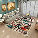 billige Tepper-Dongguan pho_08x3 nordisk amerikansk land stue soverom teppe moderne minimalistisk gulvmatte kontor full sengeteppe 80x120cm_Europe Retro 1820 #