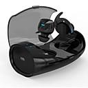 Χαμηλού Κόστους TWS Αληθινά ασύρματα ακουστικά-tws es60 αληθινό ασύρματο bluetooth 4.2 στερεοφωνικό ακουστικό αθλητικών ακουστικών ipx4 αδιάβροχο μουσικό w / mic 450mah φόρτισης