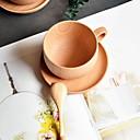 Χαμηλού Κόστους Κούπες & Φλυτζάνες-drinkware Ρύθμιση ποτών Ξύλινος Cute Καθημερινά