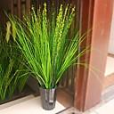 baratos Plantas Artificiais-Flores artificiais 1 Ramo Clássico Contemporâneo Moderno Plantas Guirlandas & Flor de Parede