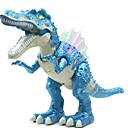billiga Sportleksaker-Drakar och dinousaurier Dinosaur Figur Elektrisk Triceratops Jurassic Dinosaur Tyrannosaurus Rex Plast Klassisk & Tidlös Barn Pojkar Leksaker Present