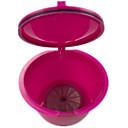 billige Kjøkkenverktøy Tilbehør-Dongguan fq1ho_11vz4 kaffekapselkopp kaffefilter filter gjenbrukbare 3 sett steg rød