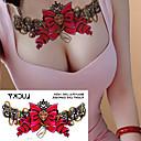 baratos adesivos tatuagem-3 pcs Tatuagens temporárias Impermeável / Melhor qualidade ombro / Peito Tatuagem Adesiva