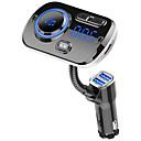 Χαμηλού Κόστους Σετ Μπλούζες & Σορτσάκια/Παντελόνια Ποδηλασίας-YuanYuanBenBen Bluetooth 5.0 Σετ Bluetooth Αυτοκινήτου Χειροσυσκευές αυτοκινήτου Bluetooth / QC 3.0 / MP3 Αυτοκίνητο