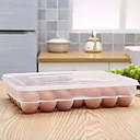 billige Vaser & Kurv-1pc Oppbevaringskasser Plastikker Lagring For kjøkkenutstyr