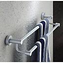 Χαμηλού Κόστους Αξεσουάρ για Βρύσες-ράφι λουτρού πολυλειτουργικό μοντέρνο ανοξείδωτο 1τμ - μπάνιο διπλού τοίχου τοποθετημένο