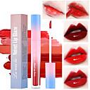 Χαμηλού Κόστους Βερνίκια & Τζελ Νυχιών-6 χρώμα αδιάβροχο ενυδατικό ματ λούστρο για χείλη ξεθωριασμένο βελούδινο χείλος λούστρο ενυδατικό βάλσαμο για τα χείλη