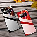 billige Kontor Nødvendigheter-plexiglas telefonveske til Samsung Galaxy S10 pluss s10e s10 5g s10 støtsikker pc speil hardt bakdeksel for Samsung Galaxy S9 pluss s9 s8 pluss s8 tpu kantveske