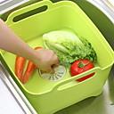 billige Lagring og oppbevaring-Plast Verktøy Kreativ Kjøkken Gadget Kjøkkenredskaper Verktøy Originale kjøkkenredskap 1pc
