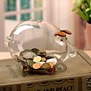 billige Kunsthåndverk-Dekorative gjenstander, glass Enkel Stil til Hjemmedekorasjon Gaver 2pcs