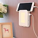 baratos Faróis para Carros-1pç Wall Light Nightlight Branco Quente Criativo 110-120 V