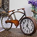 ราคาถูก นาฬิกาติดผนัง-นาฬิกาตั้งโต๊ะนาฬิกาทันสมัยพลาสติกแบบร่วมสมัยไม่สม่ำเสมอ