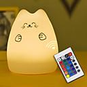 billige Jars & Boxes-1pc Nursery Night Light Usb Kreativ <=36 V