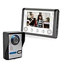 ราคาถูก ระบบ Video Door Phone-litbest 801fa11 สาย cmos ip วิดีโอประตูโทรศัพท์ออดสร้างขึ้นในลำโพง 7 นิ้วแฮนด์ฟรี 800 * 480 พิกเซล - ติดตั้งบนผนัง doorphone