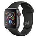 billiga tatuering klistermärken-w54 smart watch android 4.4 bt 4.0 tracker monitor support meddela & pulsmätare kompatibel apple / samsung / android telefoner