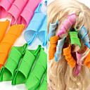 billige 3D gardiner-curling iron magisk hårrull hår curlers bærbar frisyre styling makeup verktøy frisør