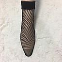 ราคาถูก ถุงเท้าและชุดชั้นใน-สำหรับผู้หญิง Sexy ถุงเท้า - Sexy บาง สีดำ ขนาดเดียว