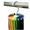 billige Kjøkkenverktøy Tilbehør-Plast Multifunksjonell / Reise Størrelse Sokker / Skjerf / tørkle / Slips Hanger, 1pc