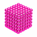 ราคาถูก ดาราศาสตร์ของเล่นและโมเดล-64-1000 pcs 4mm Magnetiske leker ลูกบอลแม่เหล็ก Building Blocks ซูเปอร์แข็งแกร่งหายากของโลกแม่เหล็ก Neodymium Magnet Puzzle Cube Neodymium Magnet ความเครียดและความวิตกกังวลบรรเทา บรรเทา ADD, ADHD