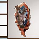 Χαμηλού Κόστους Αυτοκόλλητα Τοίχου-Αποκριές αυτοκόλλητα τοίχων ζόμπι φρίκης - λέξεις&ampampamp εισαγωγικά αυτοκόλλητα τοίχου χαρακτήρες μελέτη αίθουσα / γραφείο / τραπεζαρία / κουζίνα